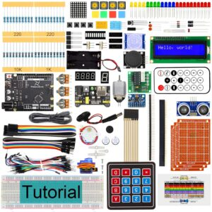 Ultimate arduino kit