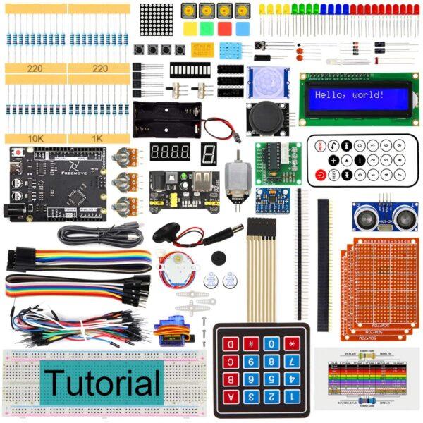 Ultimate arduino kit
